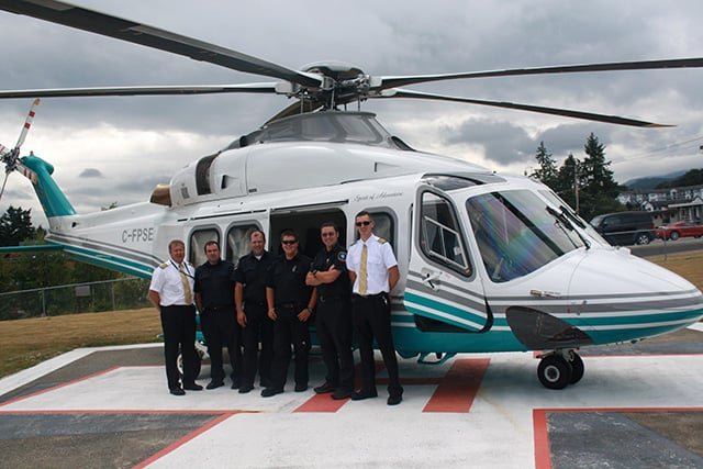 LIFESUPPORT medical transport - Helicopter air ambulance
