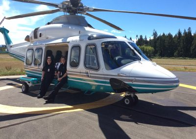 helicopter LIFESUPPORT air medical transport