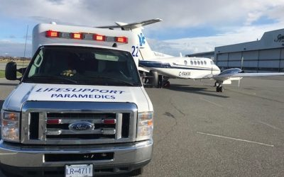 Medical Escort from Florida to Canada