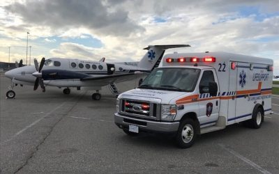 5 Tips Before Transporting Senior Medical Patients in an Air Ambulance