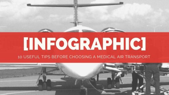 infographic LIFESUPPORT 10 Tips for A Medical Air Transport min