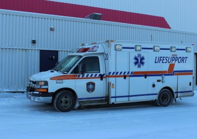 LIFESUPPORT Air Medical Services Calgary groundmed